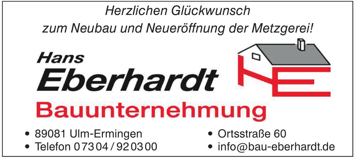 Hans Eberhardt GmbH
