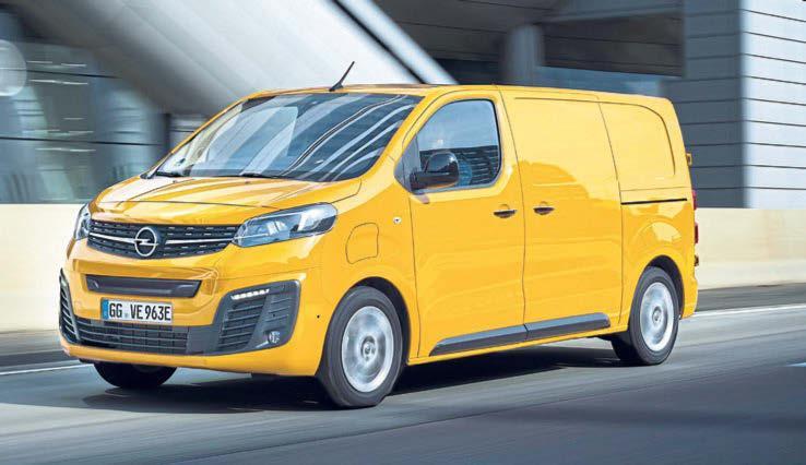 Der Opel Vivaro feiert in diesem Jahr sein 20-jähriges Jubiläum. Als Vivaro-e geht er konsequent den Schritt Richtung Zukunft