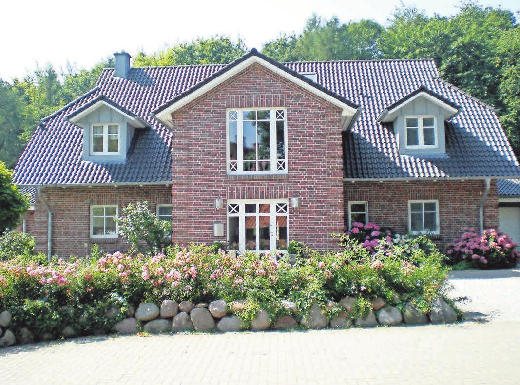 Die Firma Nagel bietet beim Hausbau individuelle Lösungen.