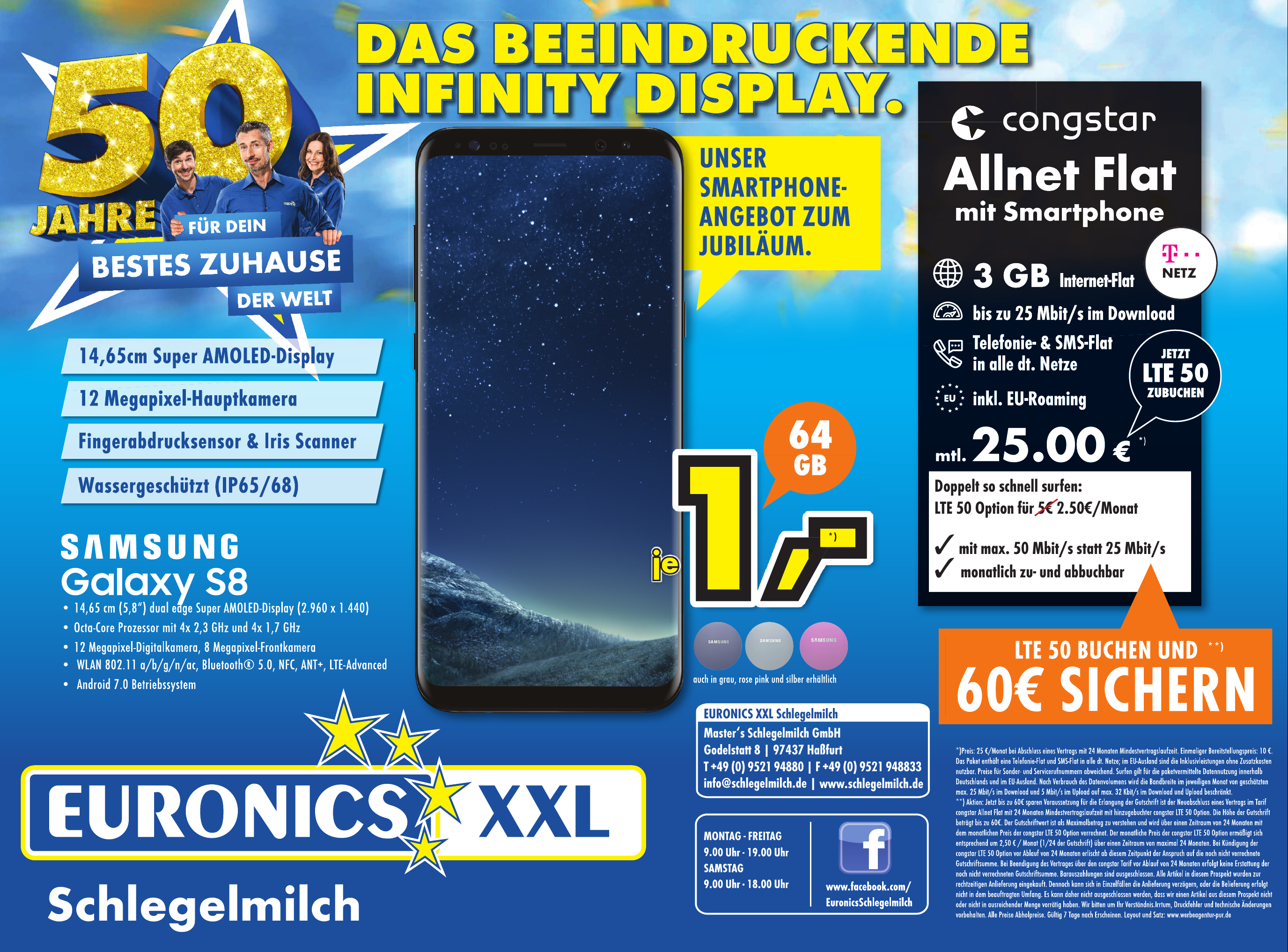 EURONICS XXL Schlegelmilch Master's Schlegelmilch GmbH