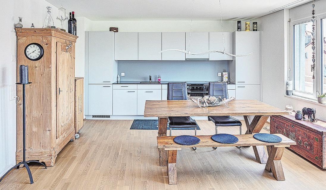 Die neuen Wohnungen im Breitehof bieten Komfort und viel Raum für Ideen.