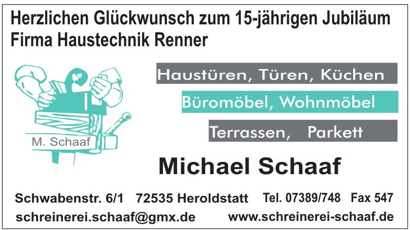 Schrenerei Michael Schaaf