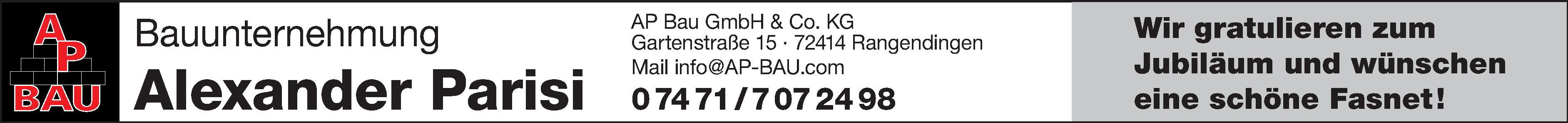 AP Bau GmbH & Co. KG