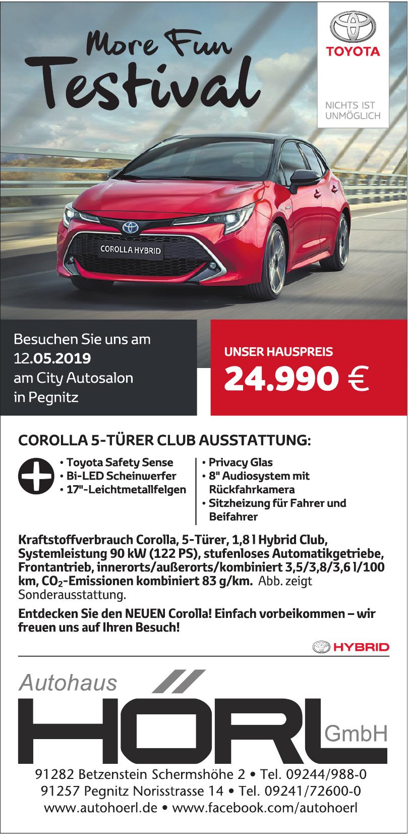 Autohaus Hörl GmbH