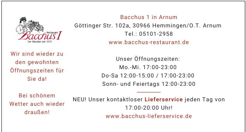Bacchus 1 in Arnum