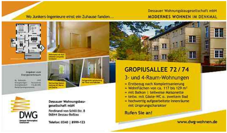 Dessauer Wohnungsbaugesellschaft mbH