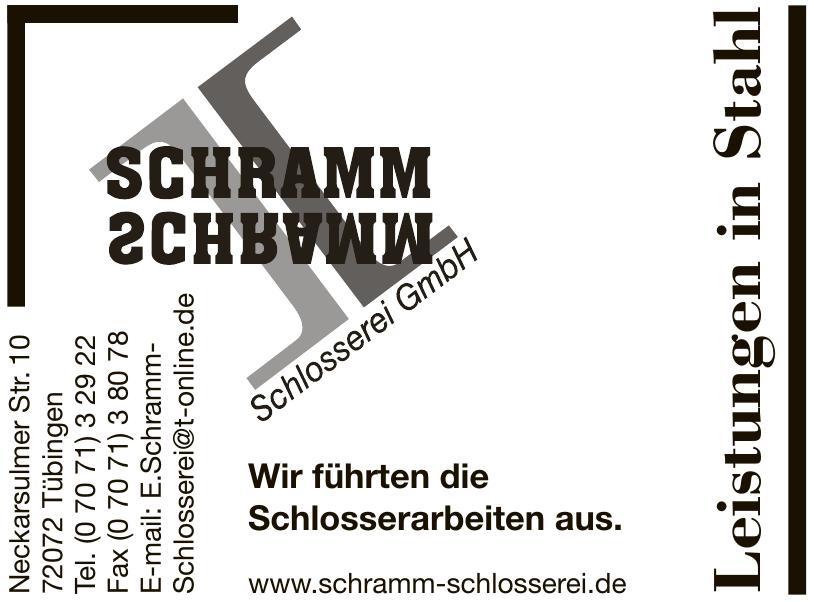 Schramm Schlosserei GmbH