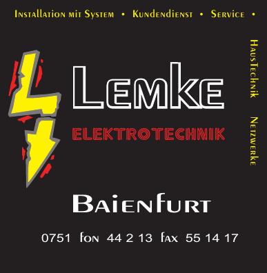 Lemke Elektrotechnik