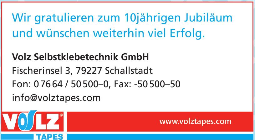 Volz Selbstklebetechnik GmbH
