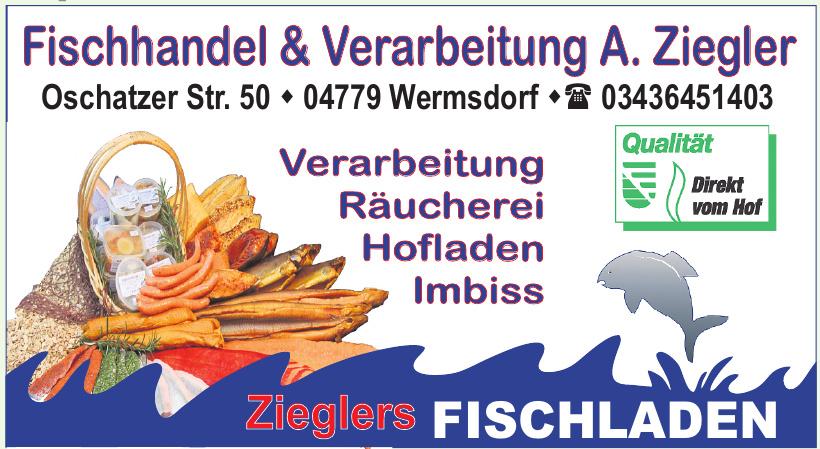 Zieglers Fischladen