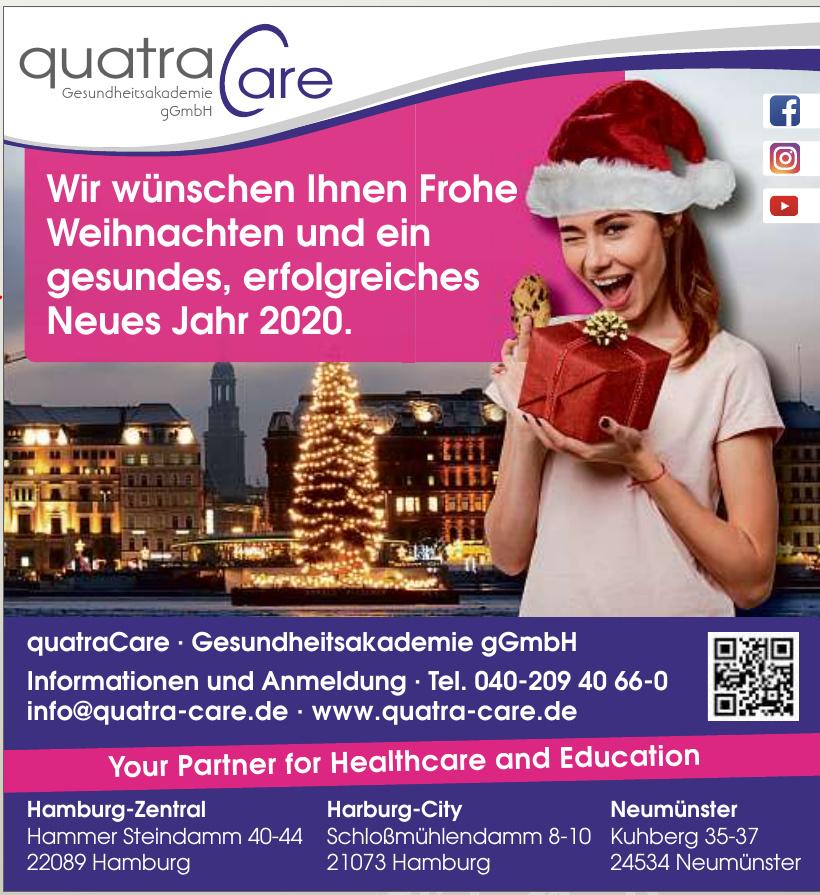 quatraCare - Gesundheitsakademie gGmbH