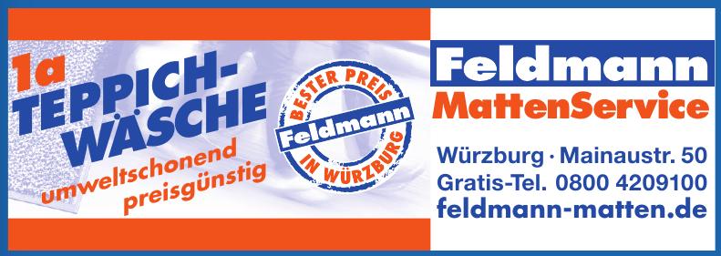 Feldmann MattenService