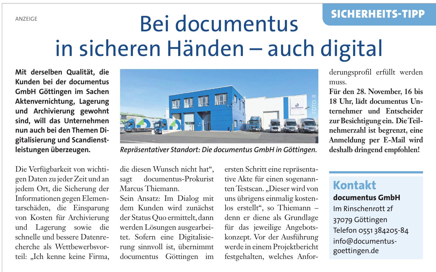 documentus GmbH