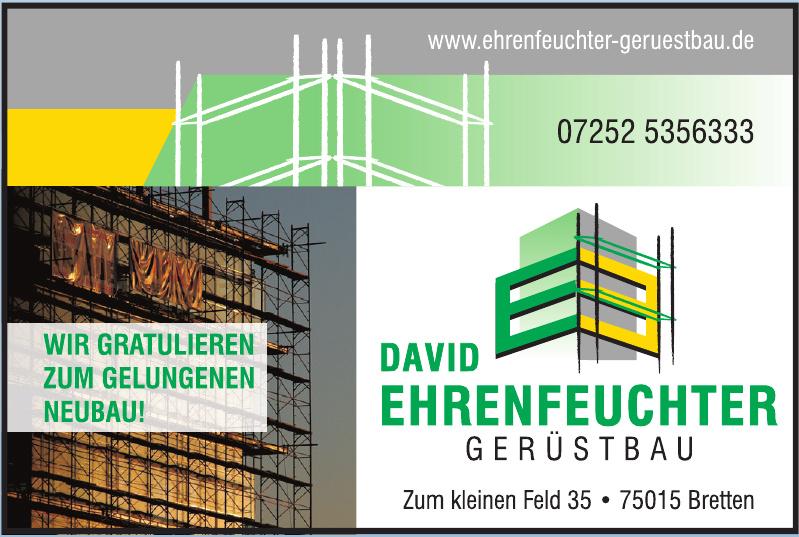 David Ehrenfeuchter Gerüstbau GmbH
