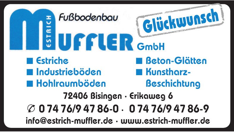 Estrich Muffler GmbH