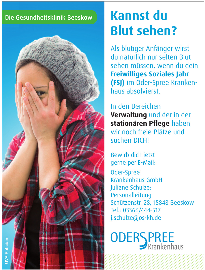 Oder-Spree Krankenhaus GmbH