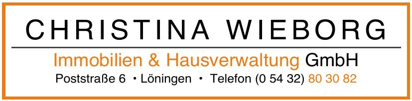 Christina Wieborg - Immobilien & Hausverwaltung GmbH
