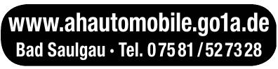Aha Automobile