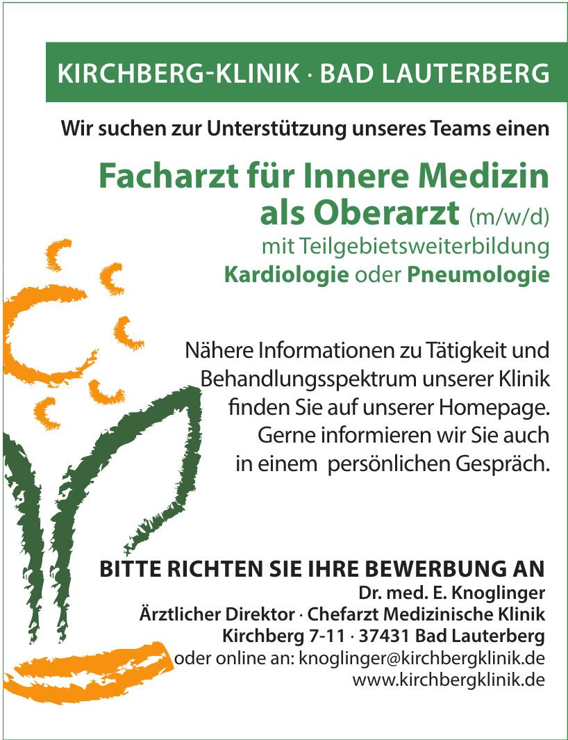 Kirchberg-Klinik - Bad Lauterberg