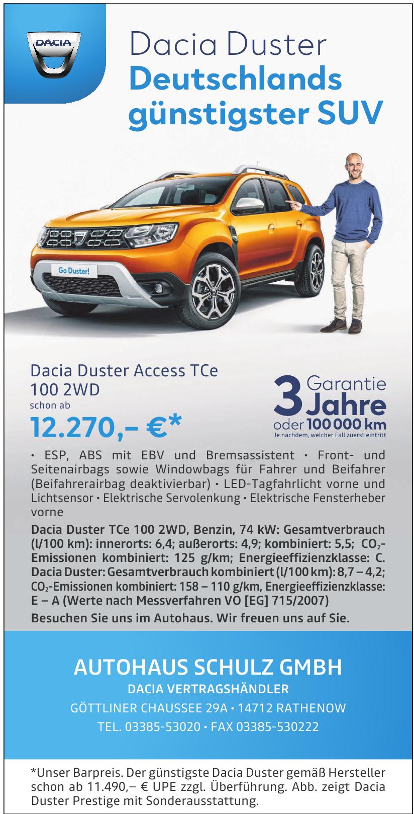 Autohaus Schulz GmbH