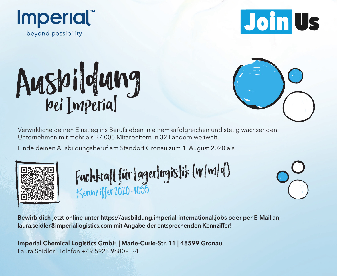 Imperial Chemical Logistics GmbH