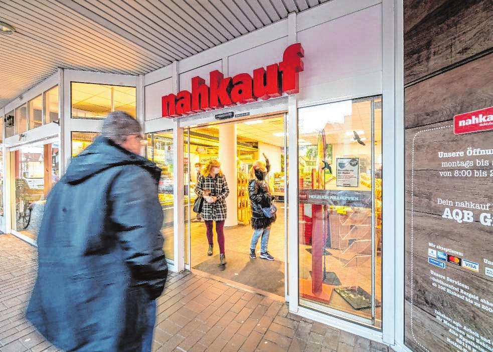 Zur Freude vieler Lorscher gibt es im Herzen der Stadt – nach über zweijährigem Leerstand – wieder einen Einkaufsmarkt. BILD: NEU