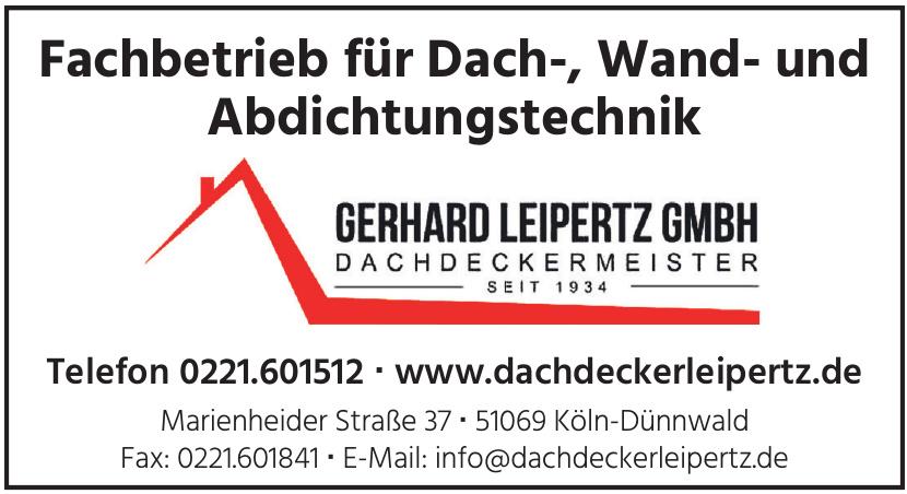 Gerhard Leipertz GmbH