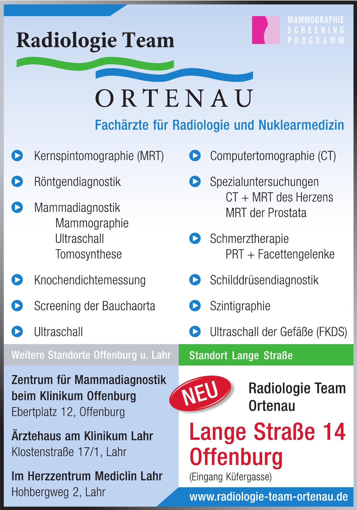 Radiologie Team Ortenau