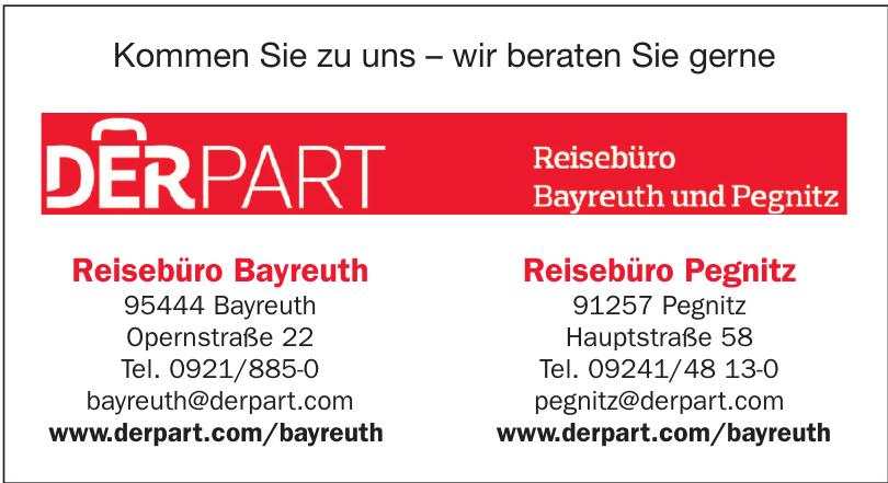 Reisebüro Bayreuth
