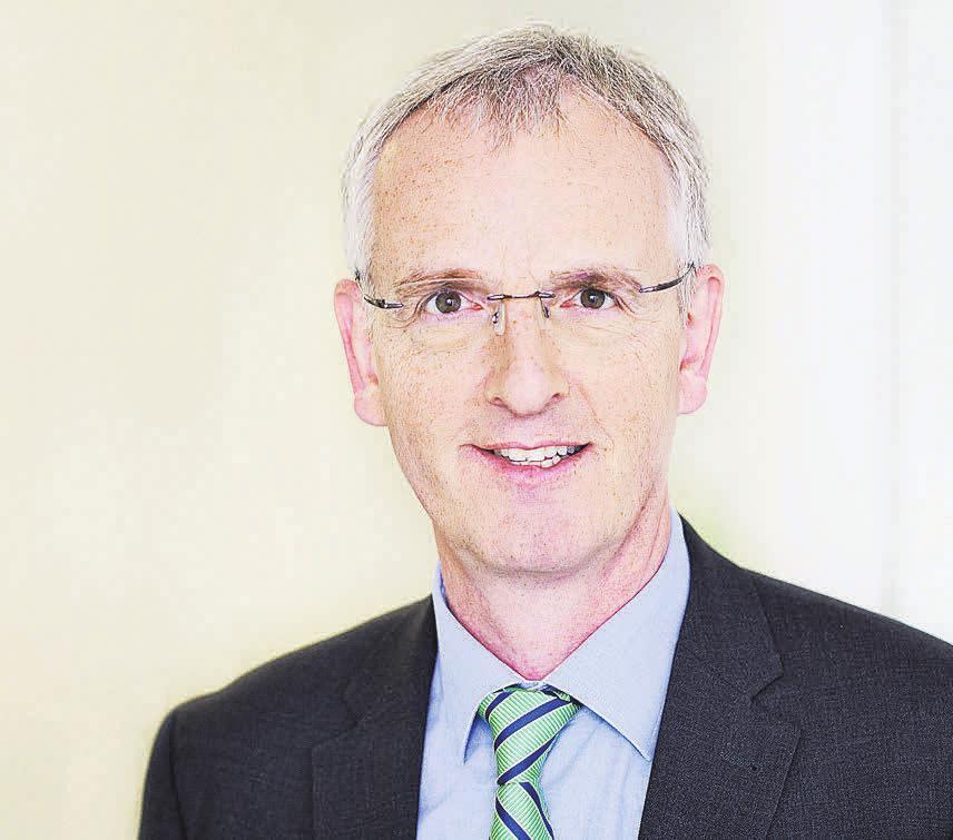 RECHNET MIT EINER ZWEITEN CORONAWELLE: Prof. Dr. Günter Hirth IHK Hannover
