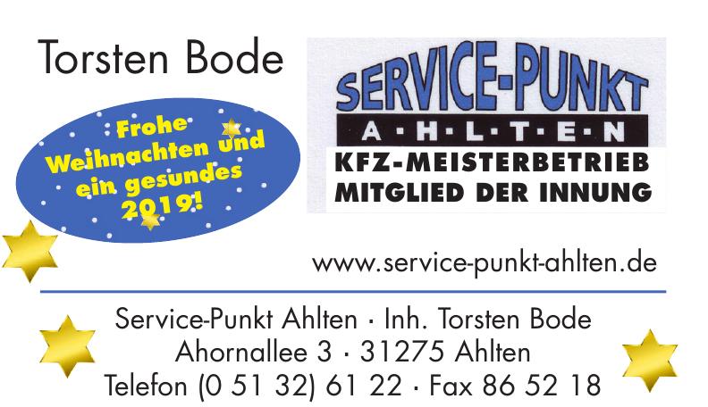 Service Punkt Ahlten