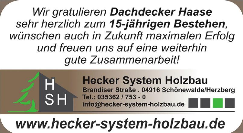 Hecker System Holzbau