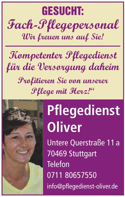 Pflegedienst Oliver