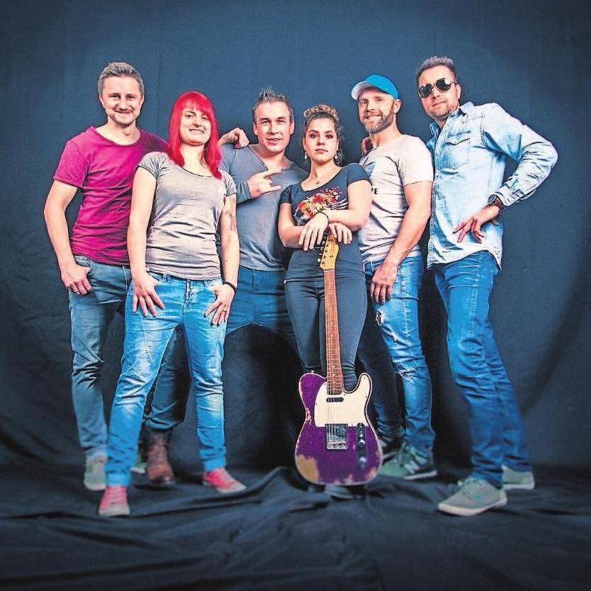 """Am Samstag ist die Band """"Why Not?"""" zu Gast.             Foto: Band/Agentur"""