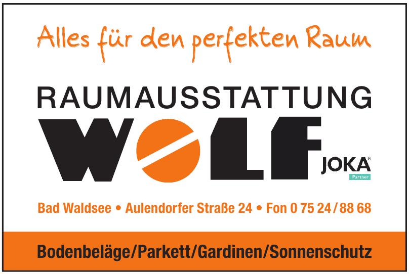 Raumausstattung Wolf e. K.