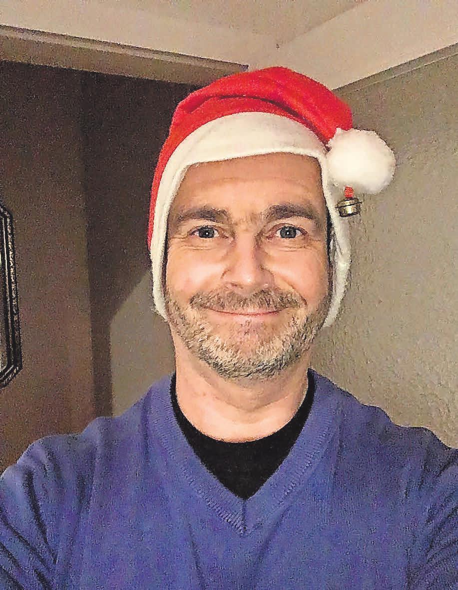 Ich grüße das Team der HAZ. Frohe Weihnachten miteinander, Jens-Peter Topp!