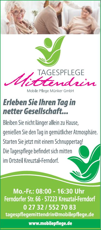 Mobile Pflege Münker GmbH