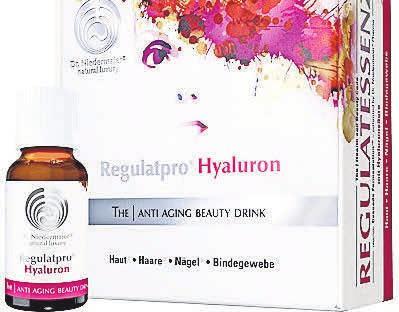 Hyaluronsäure: Jetzt zeigt das Wundermittel auch als Beautydrink sichtbare Erfolge.