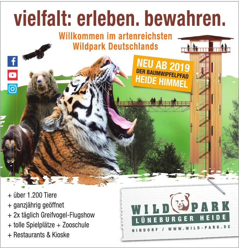 Wild Park Lüneburger Heide