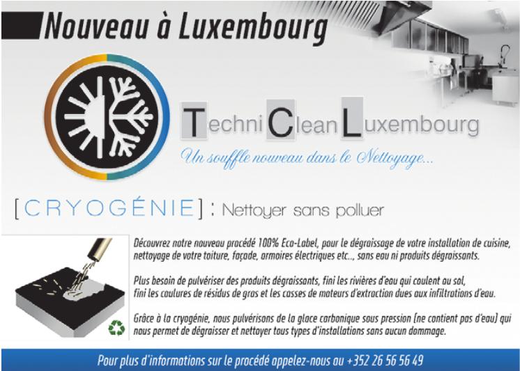 Techni Clean Luxembourg