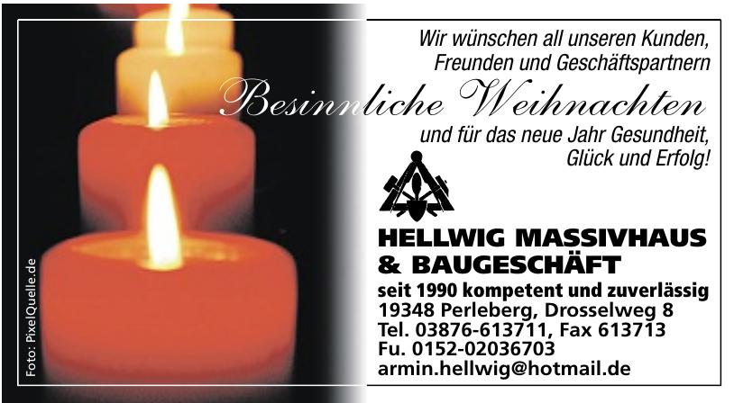 Hellwig Massivhaus & Baugeschäft