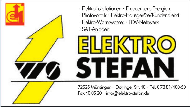 Elektro Stefan