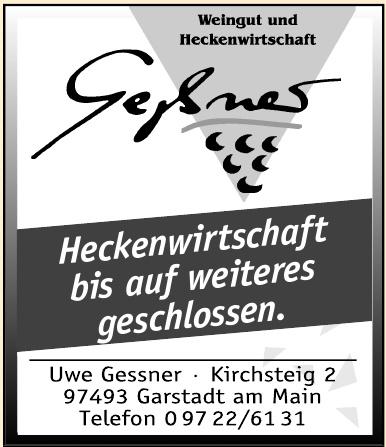 Uwe Gessner