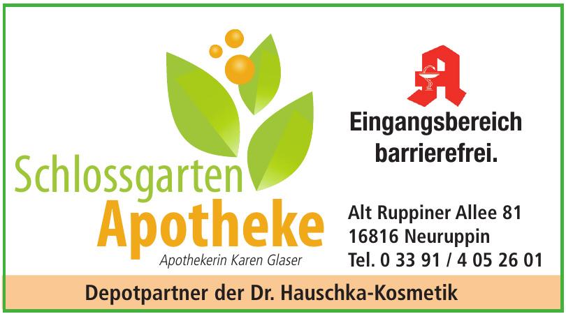 Schlossgarten Apotheke