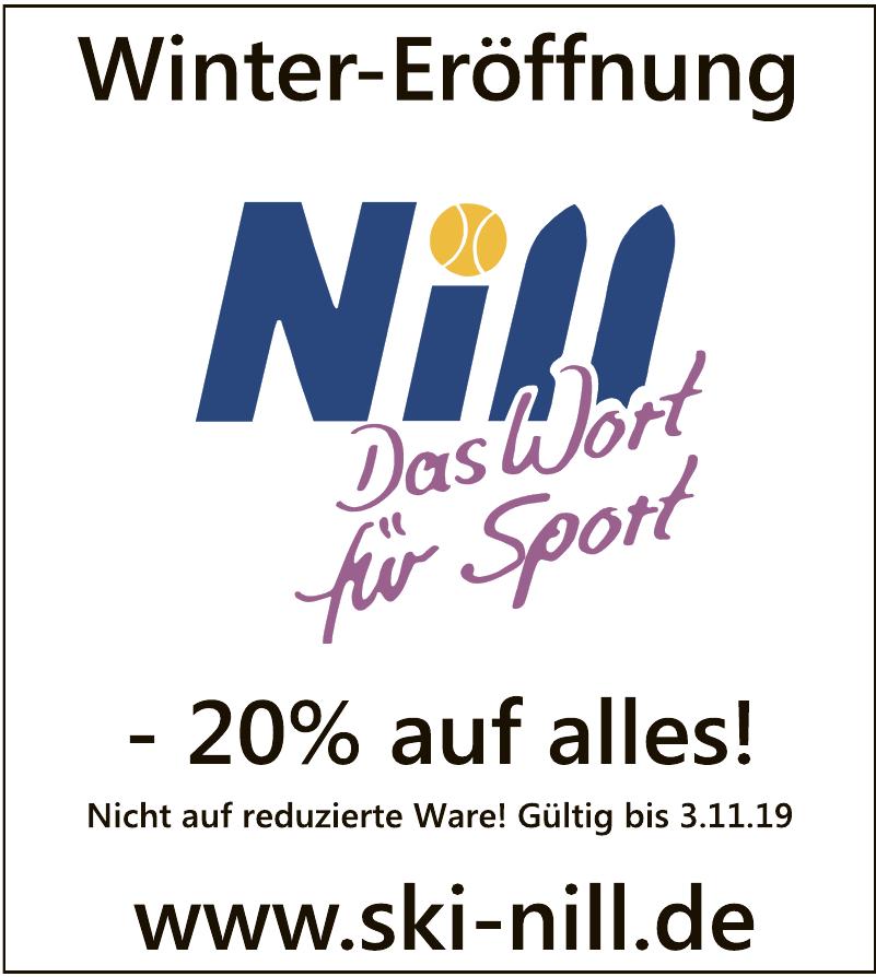Ski-Nill Nehren GmbH Co. KG
