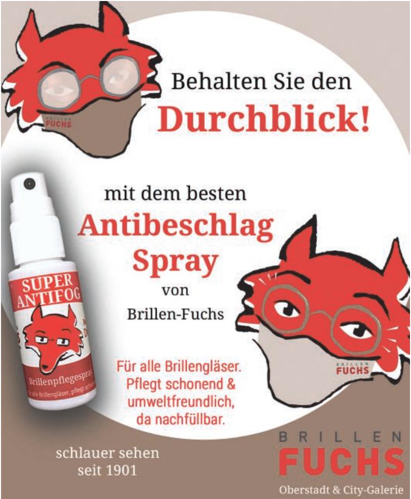 Brillen Fuchs