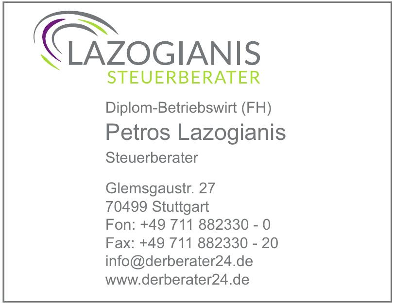 Petros Lazogianis Steuerberater