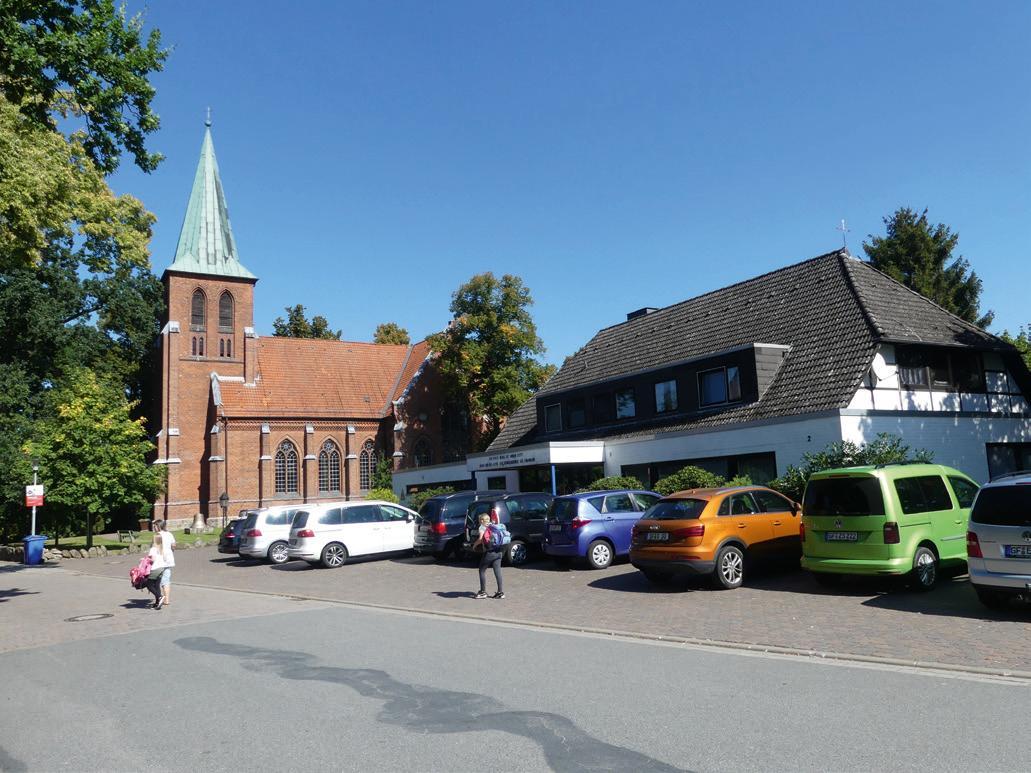 Kauf und Erweiterung des Gebäudes im Kirchweg in Groß Oesingen. Foto: Gesa Walkhoff