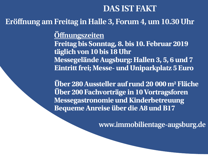 Immobilien Tage