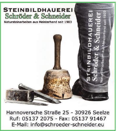 Steinbildhauerei Schröder & Schneider